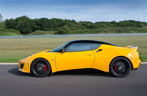 2016 Lotus Evora 400 Review