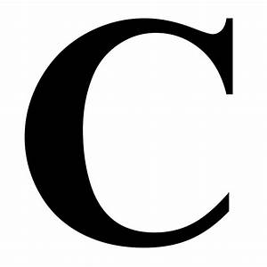 Cool Letter C Fonts | www.pixshark.com - Images Galleries ...