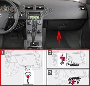 Fuse Box Diagram  U0026gt  Volvo V50  2004
