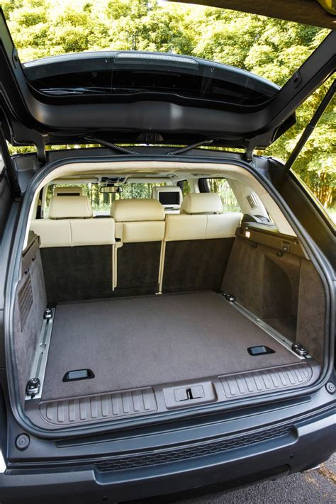 range rover sport luggage space forcegtcom