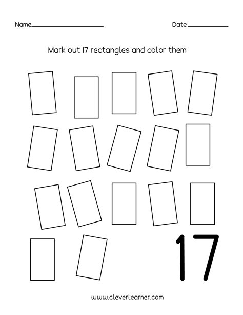 number  writing counting  identification printable