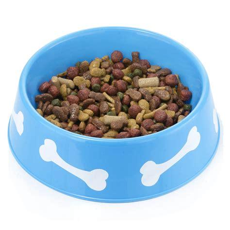 dog bowl  kibble