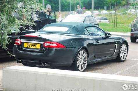 Jaguar Xkr 2009 by Jaguar Xkr Convertible 2009 7 August 2017 Autogespot