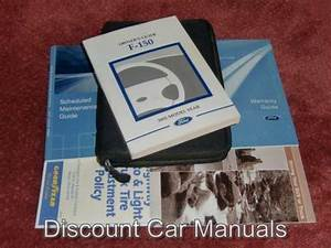 2002 Ford F150 Owners Manual
