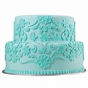 Wilton Fondant & Gum Paste Mold Lace