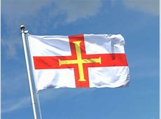 Buy Guernsey Flag 3x5 ft 90x150 cm RoyalFlags