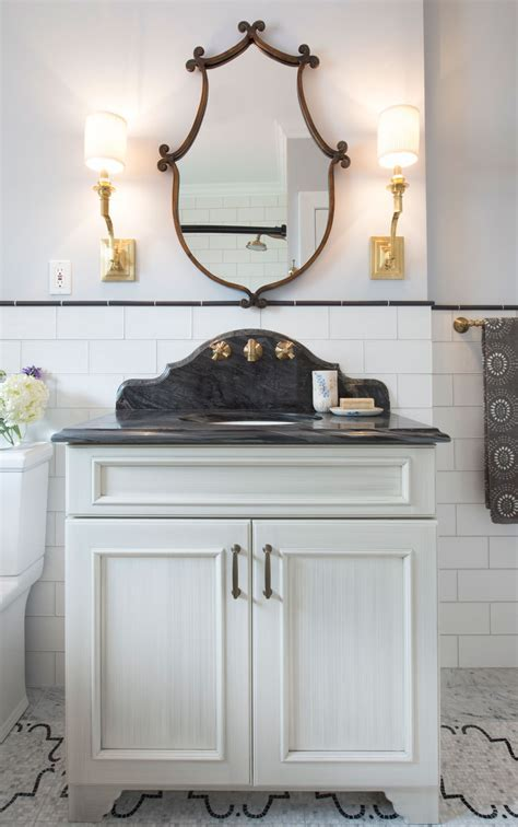 Classic Bathroom Remodel   Karr Bick Kitchen & Bath