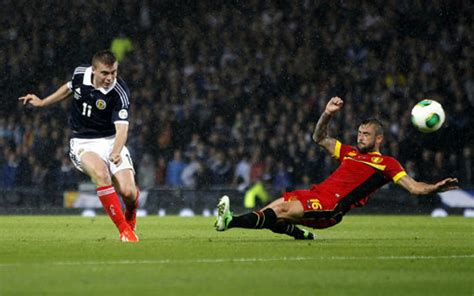 Soccer – FIFA World Cup Qualifying – Group A – Scotland v ...