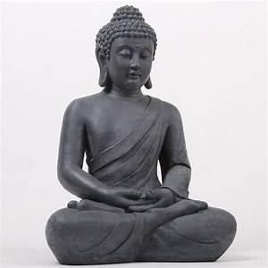 Buddha Figuren Deko : xxl 50 cm riesige deko asien garten buddha figur statue skulptur feng shui neu eur 39 90 ~ Indierocktalk.com Haus und Dekorationen