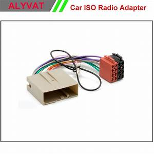 Car Iso Stereo Adapter Connector For Ford Fusion Fiesta Land Rover Freelander Wiring Harness