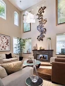 Wanddeko Ideen Wohnzimmer : 33 verbl ffende ideen f r wanddeko aus metall ~ Markanthonyermac.com Haus und Dekorationen