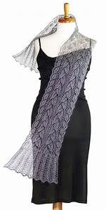 Knitting Instructions And Pattern For Enchanting Lace