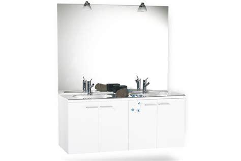 meuble de salle de bain  cm suspendu simple vasque