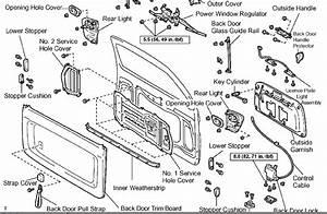 Diagram 2003 Toyota Sequoia Electrical Wiring  Diagram