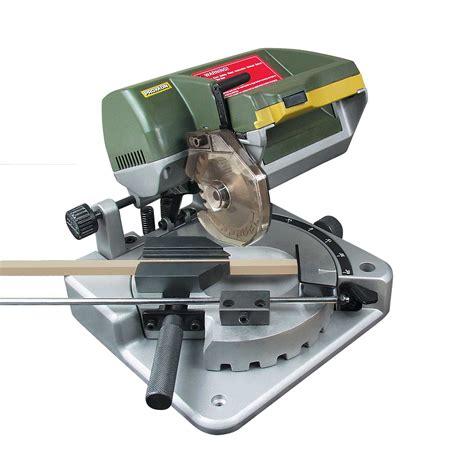 mini table saw proxxon proxxon mini chop miter saw for hobby use