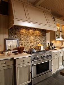 Beautiful kitchen backsplashes traditional home for Kitchen back splash for a beautiful home