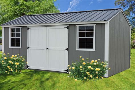 Builders Shed by Garden Shed Portable Storage Buildings Dfw