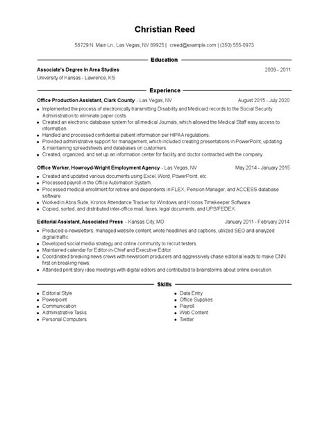 Access all the cv templates below and 1000's more. Retiree Office Resume : All your old messages are saved ...