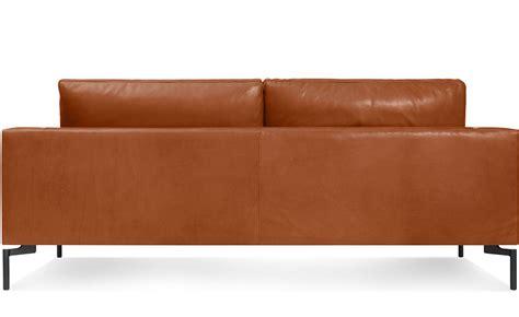 "New Standard 78"" Leather Sofa   hivemodern.com"