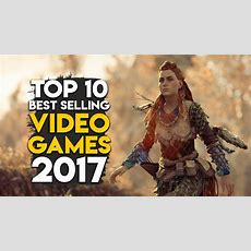 The Top 10 Best Selling Games Of 2017  Gaming Central