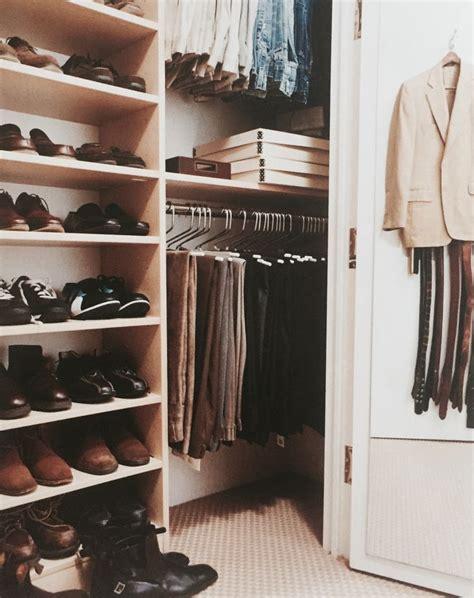 mens closet organization images  pinterest