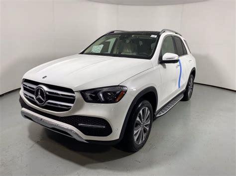 Build your 2021 gle 350 4matic suv. New 2021 Mercedes-Benz GLE 350 4MATIC SUV | Polar White 21-342