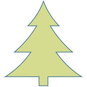 best photos of christmas tree shapes templates christmas tree shapes free christmas tree