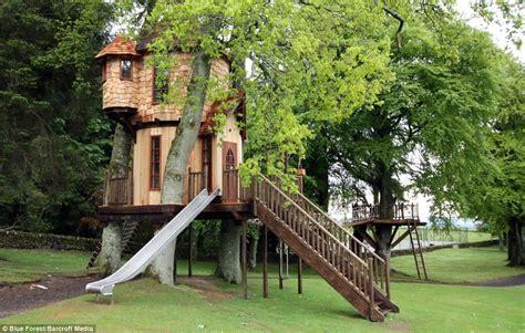 luxury tree houses pro landscaper