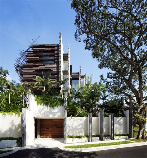 nest house woha archdaily - Nesting House