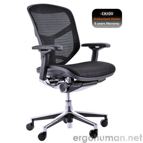 enjoy office chair no rest mesh office chair