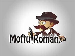 Moftul Roman logo design | CRdesign