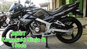 Tak Kalah Ngacirr Kawasaki Ninja R 150 Kips