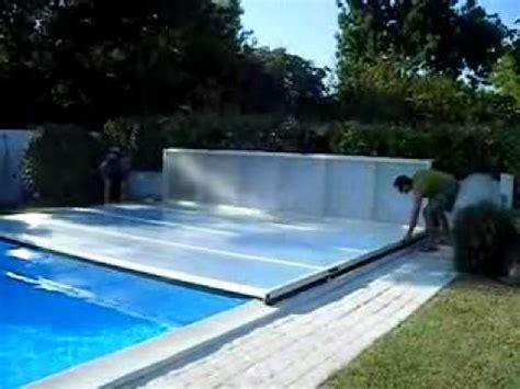 aquajulien abri piscine plat repliable jcover s 233 curit 233
