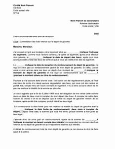 Contestation Fourriere Remboursement : exemple gratuit de lettre contestation frais r paration retenus sur d pot garantie ~ Gottalentnigeria.com Avis de Voitures