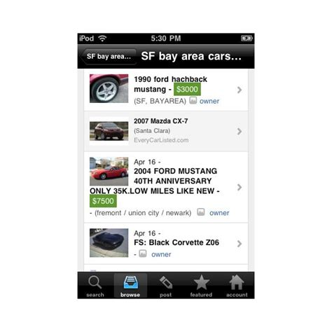 craigslist app for iphone best iphone apps for craigslist