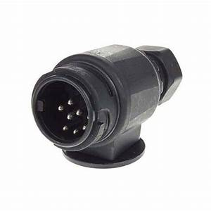 Euro 8pin Trailer Plug 13pin Style For Road Lights At