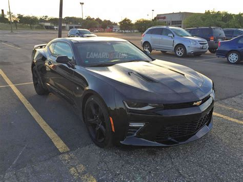 And Black Camaro by Official Black 6th Camaro Thread Camaro6
