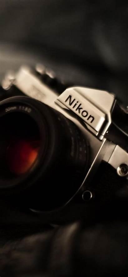Nikon Wallpapers Iphone Blur Xs 1225 Camera