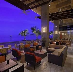 Hyatt Waterfront Restaurant and Lobby Lounge in Port-of ...