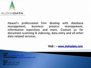 data entry hawaii data analysis processing document With document scanning data entry