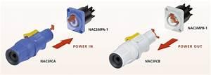 Neutrik Powercon Wiring Diagram