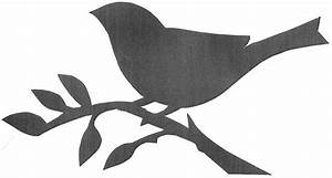 Best Photos of Bird Cutouts Template - Bird Templates ...