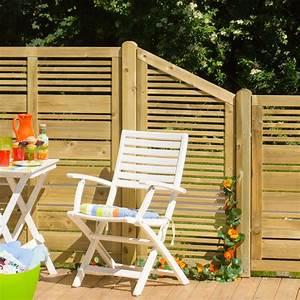 Sichtschutzw nde aus holz f r die terrasse for Holz für die terrasse