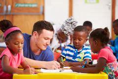 preschool volunteer classroom stock photos royalty free images 886