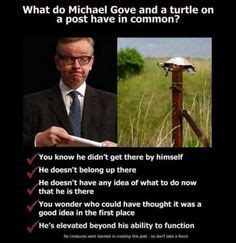 MICHAEL GOVE QUOTES image quotes at relatably.com
