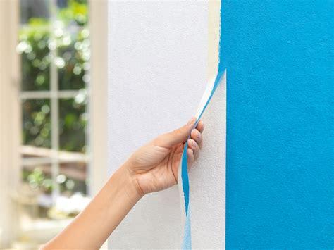 Zum Streichen by Saubere Farbkanten Beim Streichen Diy Academy