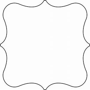 Shape Template Free Printable - ClipArt Best