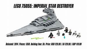 'Lego Star Wars 75055: Imperial Star Destroyer' Unboxing ...