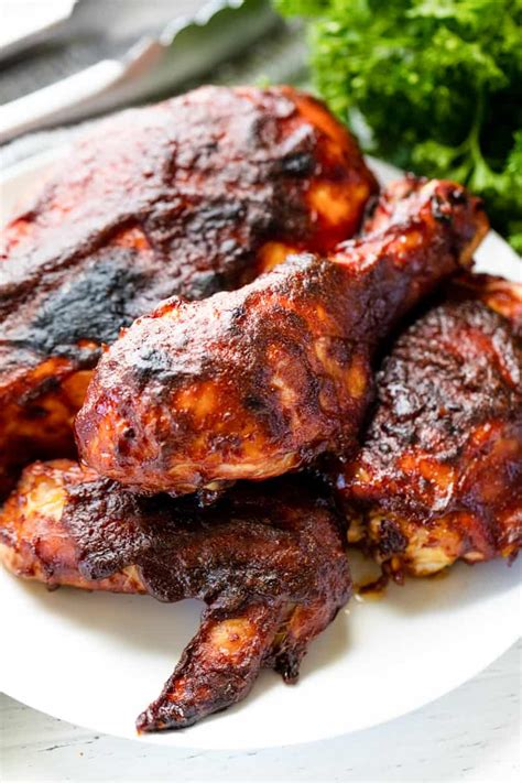 bbq chicken baked oven barbecue cook recipe recipes easy sauce grill legs homemade grilled drumsticks thigh smoked near breast drumstick