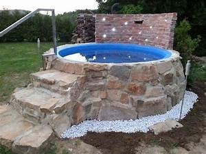 Gartengestaltung Pool Beispiele : die besten 25 gartengestaltung beispiele ideen auf ~ Articles-book.com Haus und Dekorationen